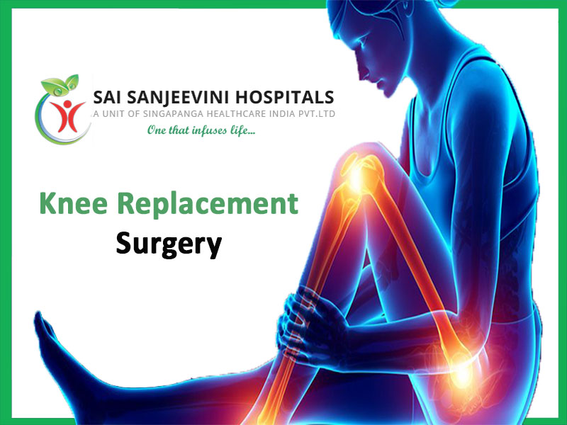 How knee replacement help in healthy living?