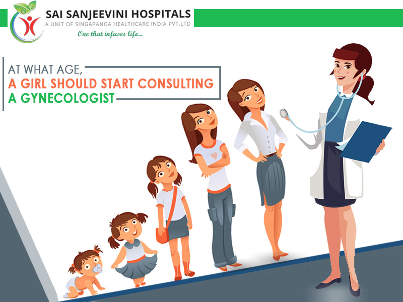 At What Age, a Girl Should Start Consulting a Gynecologist